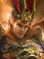 Dynasty Warrior Fanart - Lu Bu