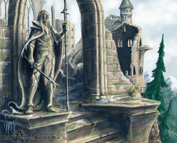 Elven watchtower